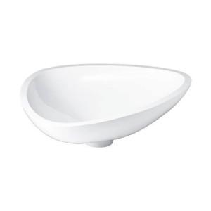 42305000 Раковина Axor Massaud, 57 х 45 х 14.4 см накладная, цвет белый