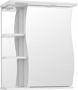Зеркало-шкаф Style Line Эко Волна Волна 60/С белый