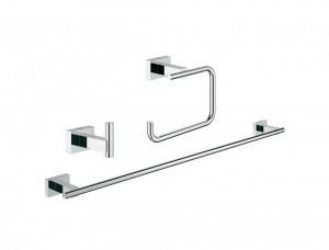 Комплект аксессуаров Grohe Essentials Cube 40777001