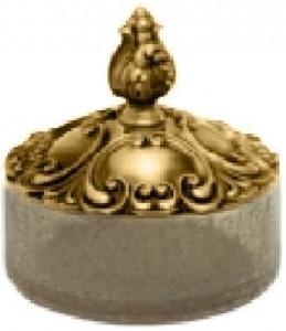 Баночка низкая Migliore Elizabetta ML.ELB-60.127.DO - золото