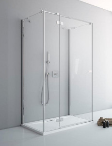 384024-01-01L/384050-01-01/384050-01-01 Душевой уголок Radaway Fuenta New KDJ+S 120 x 90 см, левая дверь