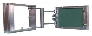 АКЛ 60/50 Сантехнический люк Revizor Алюклик ширина 60, высота 50