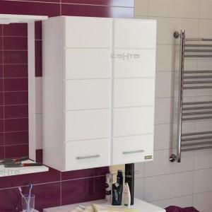 Шкаф СаНта Омега 60х80407002, подвесной, над стиральной машиной