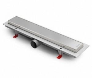 ALP-1050/50KN1 Душевой водоотводящий желоб с рамкой Alpen Klasic/Floor 1050 мм хром матовый
