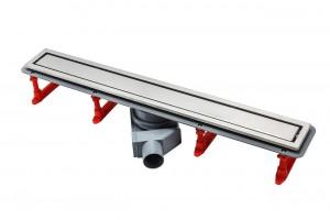13100005 Душевой лоток Pestan Confluo Premium Line 750, решетка нержавеющая сталь