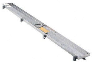 600970 Дизайн-решетка TECE Drainline Plate 90 см основа для плитки
