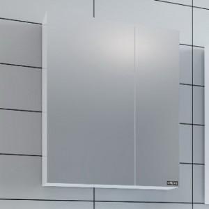 Зеркальный шкаф СаНта Стандарт 60 113004, цвет белый