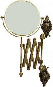 Настенное косметическое зеркало Migliore Elizabetta ML.ELB.BR-60.119 - бронза