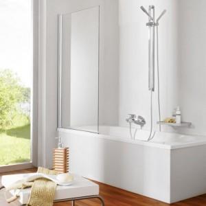 512401 087 321 Шторка для ванны Huppe 501 Design pure 512401 распашная