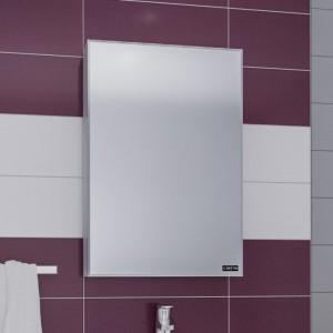 Зеркальный шкаф СаНта Стандарт 50 113002, цвет белый