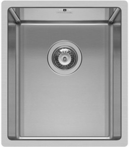 101028201 Кухонная мойка Pyramis Astris, 34x40 см
