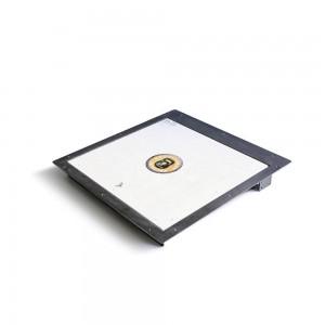 Пр 2 70-70 Напольный люк Практика Портал Пр 2 70×70 см с амортизаторами