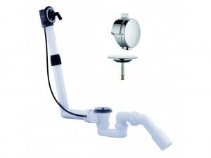 2120005N-00 Сливной гарнитур Kludi Rotexa Multi для ванны (комплект)