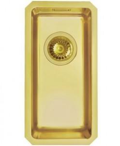 1120360 Мойка кухонная Alveus Kombino Monarch 10, золото