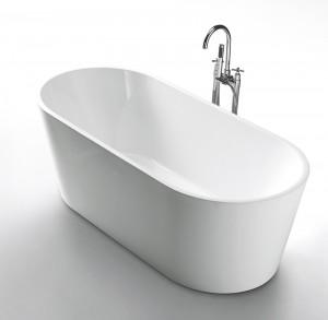 BELBAGNO Акриловая ванна BELBAGNO BB202-1700-800