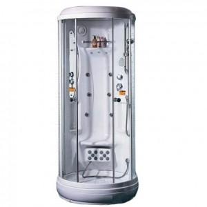 TS-0841W Душевая кабина Appollo 90 x 90 см гидросауна