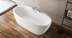 BELBAGNO Акриловая ванна BelBagno BB404-1700-800