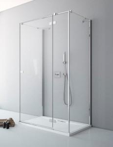 384022-01-01L/384050-01-01/384050-01-01 Душевой уголок Radaway Fuenta New KDJ+S 100 x 90 см, правая дверь
