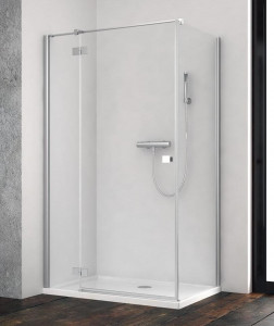 385041-01-01L/384053-01-01 Душевой уголок Radaway Essenza New KDJ 110 x 110 см, левая дверь
