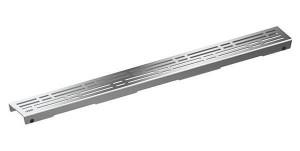 600911 Дизайн-решетка TECE Drainline Basic, 90 см, сатин