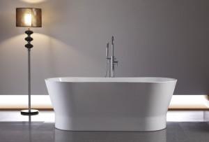 BELBAGNO Акриловая ванна BelBagno BB406-1650-730