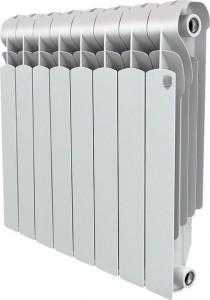 Радиатор алюминиевый Royal Thermo Indigo 500 8 секций