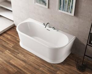 BELBAGNO Акриловая ванна BelBagno BB408-1700-800