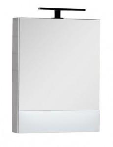 Зеркало-шкаф Aquanet Нота 58 (камерино) 00165370, цвет белый