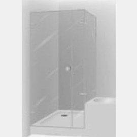 GC33200 Душевой уголок Riho Scandic S-208, 90 х 90 х 200 см, стекло прозрачное