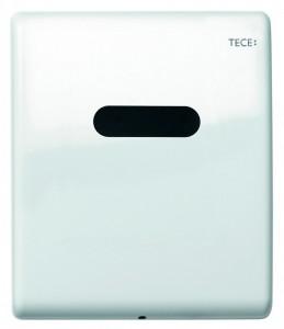 9242356 Кнопка смыва TECE Planus Urinal 6 V-Batterie, белая