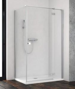 385043-01-01R/384054-01-01 Душевой уголок Radaway Essenza New KDJ 80 x 120 см, правая дверь