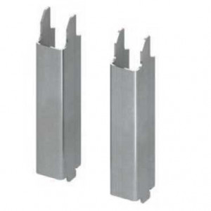 9041029 Комплект кронштейнов TECE TECEprofil 9 041 029 для установки унитазов с уменьшенной высотой