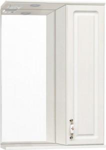 Зеркало-шкаф Style Line Олеандр-2 55/С Люкс, рельеф пастель