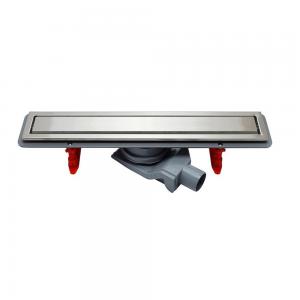 13100001 Душевой лоток Pestan Confluo Premium Line 300, решетка нержавеющая сталь