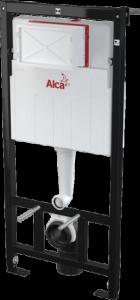 AM101/1120 Инсталляция AlcaPlast Sadromodul для сухой установки (для гипсокартона)