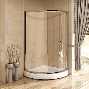 1-03-2-0-0-0051 Душевой уголок Radomir 110, 110 х 110 х 211 см, стекло прозрачное