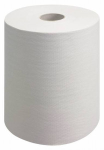Бумажные полотенца Kimberly-Clark Scott Slimroll 6657 (Блок: 6 рулонов)