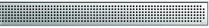 408565 Решетка Aco Showerdrain C 78.5 см для душевого канала, Квадрат