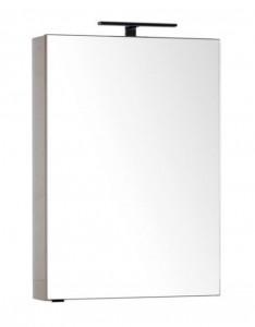 Зеркало-шкаф Aquanet Эвора 60 00184000, цвет капучино