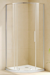 TOLEDO S90.10 Cromo Душевой уголок Alvaro Banos Toledo S90.10 Cromo, 90 х 90 х 220, стекло прозрачное