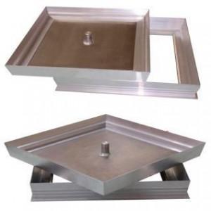 Revizor_Армада_50_50/50 Сантехнический люк напольный Revizor Армада 50 50х50 см для погреба