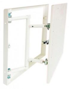 Сантехнический люк Revizor К-3 ширина 30, высота 30