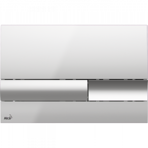 M1741 Кнопка управления AlcaPlast хром-глянцевая