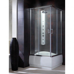 30461-01-01N Душевой уголок Radaway Premium Plus C 30461-01, 80 х 80 х 170 см