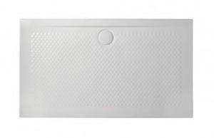 PDR022 01; 00 Поддон ArtCeram Texture 140 х 80 х 5,5 см,, прямоугольный, цвет - белый глянцевый, из искусственного камня