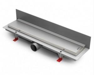 ALP-750KN3 Душевой водоотводящий желоб с рамкой Alpen Klasic/Floor пристенный, хром матовый