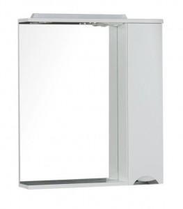 Зеркало-шкаф Aquanet Гретта 75 00176899, цвет белый
