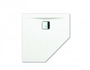 6523 Душевой поддон Hoesch THASOS 100 x 100 x 3 см,, пятиугольный, из искусственного камня