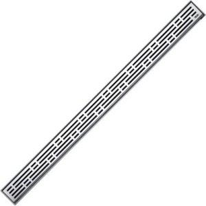 601011 Дизайн-решетка TECE Drainline Basic, 100 см, сатин