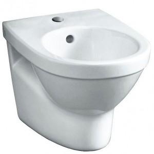 559899R1 Биде Gustavsberg Nautic С+ 5598 34.5 x 50 см подвесное, покрытие Ceramicplus